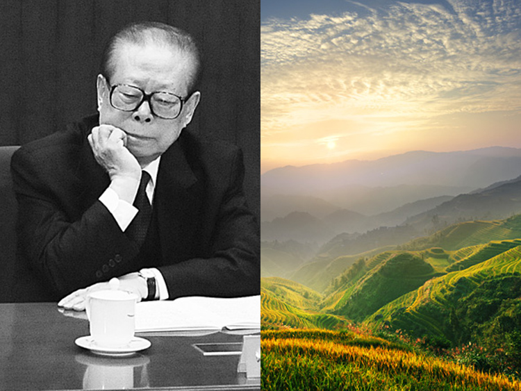 The Epoch Times editorial board argues that the disasters of the past 13 years in China present each government and everyone around the world with a choice. (Composite image: L: Minoru Iwasaki-Pool/Getty Images; R: creekmyst/Photos.com)